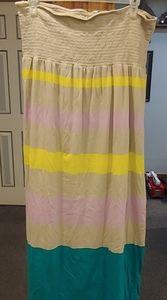 Women's plus size dress W#446